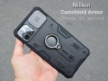 Ốp Nillkin Camshield ARMOR iPhone ProMax